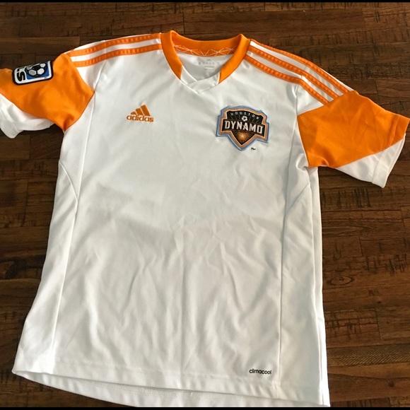 buy popular 3a445 5218a Houston Dynamo Jersey